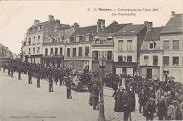 72 - Mamers (Sarthe) - Catastrophe Du 7 Juin 1904 -Les Funérailles - Mamers
