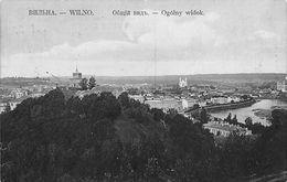 Wilno Lithuania - Ogolny Widok - Lithuania