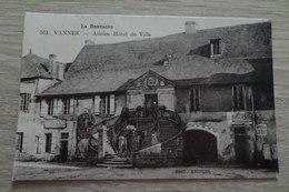 CARTE POSTALE VANNES LA BRETAGNE - Vannes