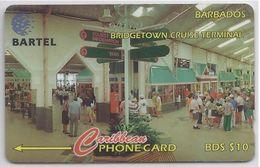 BARBADOS - BRIDGETOWN CRUISE TERMINAL - 92CBDC - Barbados