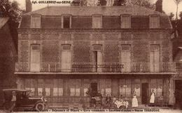QUILLEBEUF HOTEL D ANGLETERRE 2 - Autres Communes