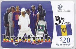 BARBADOS - KROSFYAH - PAY AS YOU GO - Barbados