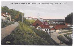 88 - Les Vosges - Darney Et Ses Environs - La Verrerie De Clairey - Vallée De L'Ourche - Ed. Cim Combier - Colorisée - Darney
