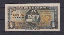 EDIFIL 442a. 1 PTA 4 DE SEPTIEMBRE DE 1940. SERIE F CONSERVACIÓN S/C- - [ 3] 1936-1975 : Régence De Franco
