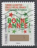 "France, Greetings, Lottery Stamp ""Happy New Year"", 2016, VFU Self-adhesive - Frankrijk"