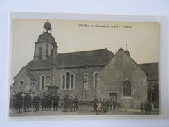 CPA A. LAMIRE 6003 ROZ-SUR-COUESNON L'Eglise - Altri Comuni