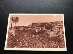 AURES Vue Generale De T'Kout - L'AGERIE CENTENAIRE En 1930 - Andere Steden