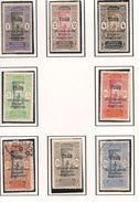 TOGO Scott 176-192  Yvert 84-100 (17) * Et Oblit Cote 47$ - Togo (1914-1960)