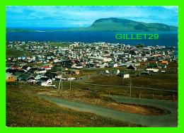 ILES FÉROÉ, DANEMARK - TORSHAVN, THE CAPITAL OF FAROE ISLANDS - TRAVEL IN 1981 - - Faroe Islands