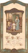 Devotie - Devotion - Image Pieuse - Jésus Marie Joseph - Images Religieuses