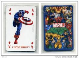 Lot De 14 Cartes à Jouer Super Héros Marvel - Collector Comics - Other