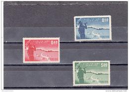 Formosa Nº 298 Al 300 - 1945-... República De China
