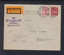 Dt. Reich Erstflug Kassel-Dortmund 1926 - Luftpost
