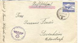Deutsches Reich, Luftfeldpost 4.7.1942, Siehe Scans! - Ungebraucht