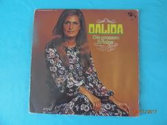 DALIDA 1970 DIE GROSSENERFOLGE DISQUE 33 TOURS EN ALLEMAND BARCLAY - Disco & Pop