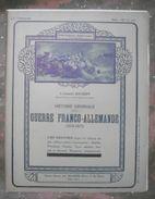 GUERRE 1870-1871: GUERRE FRANCO-ALLEMANDE :  N°28 : DEFENSE DE PARIS . JOINVILLE . CHOISY-LE-ROI .EPINAY . NOGENT .Etc . - 1850 - 1899