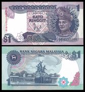 Malaysia 1 RINGGIT ND 1981 P 27b UNC  (MALAISIE) - Maleisië