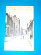 Cpa Besancon Les Chaprais Très Rare Année 1914 - Besancon