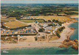 Morbihan :  AMBON - CROMENAC' H : Vue  Aérienne , Les  Campings - Other Municipalities