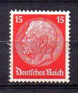 ALEMANIA REICH .  AÑO 1933. Mi 488 (MNH). - Deutschland