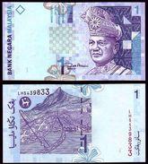 Malaysia 1 RINGGIT ND 1998 P 39 UNC (MALAISIE) - Malaysie