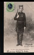 Guerre 1914-18, Le Prince George De Serbie - Weltkrieg 1914-18