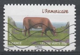 France, Armorican Cattle, 2014, VFU Self-adhesive - Frankrijk