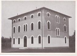Carturo (Piazzola Sul Brenta) Casa Canonica Di Carturo Inaugurata Il 25 Agosto 1938 (scritto Al Retro), Non Viaggiata - Cartoline