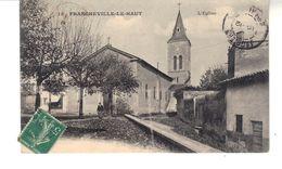 CPA -  Francheville-le-Haut   L'Eglise . - Frankreich