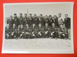 66 P-O Perpignan équipe Rugby Port-Vendres Photo Ancienne 18x13 Cm Catalan Edit Sanchez Port-Vendres - Sports