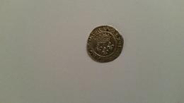 Monnaie Argent Double Sole PARISIS CHARLES IX  1570 D - 987-1789 Royal