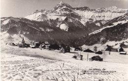 Crest Voland (73) - Le Téléski - Le Mont Charvin - Francia