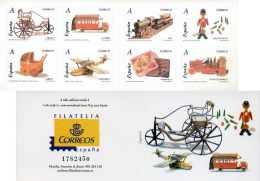 Ref. 202490 * NEW *  - SPAIN . 2007. TOYS. JUGUETES - 1931-Aujourd'hui: II. République - ....Juan Carlos I