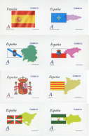 Ref. 221595 * NEW *  - SPAIN . 2009. SELF GOVERNMENTS. AUTONOMIAS - 1931-Aujourd'hui: II. République - ....Juan Carlos I