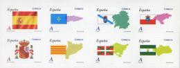 Ref. 221596 * NEW *  - SPAIN . 2009. SELF GOVERNMENTS. AUTONOMIAS - 1931-Aujourd'hui: II. République - ....Juan Carlos I