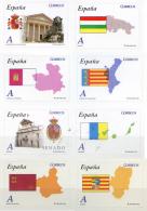 Ref. 239932 * NEW *  - SPAIN . 2010. SELF GOVERNMENTS. AUTONOMIAS - 1931-Aujourd'hui: II. République - ....Juan Carlos I