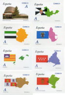 Ref. 256454 * NEW *  - SPAIN . 2011. SELF GOVERNMENTS. AUTONOMIAS - 2011-... Neufs
