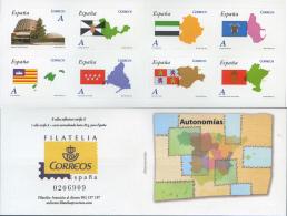 Ref. 256455 * NEW *  - SPAIN . 2011. SELF GOVERNMENTS. AUTONOMIAS - 2011-... Neufs