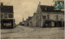 77 PONTHIERRY - Rue De La Chapelle - (commerces) - Saint Fargeau Ponthierry