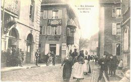 Masevaux Mairie - Animé - Guerre 14/18 - Masevaux