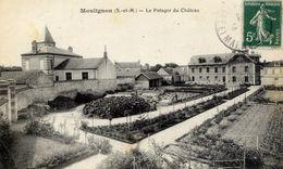 77 MOULIGNON - Le Potager Du Château - (Saint-Fargeau-Ponthierry) - Saint Fargeau Ponthierry