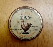 Boîte Métallique Zan Ancienne - Scatole