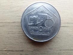 Syrie  5  Pounds  2003  Km 129 - Syrie