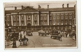 Irlande Dublin Entrance To Trinity College - Dublin