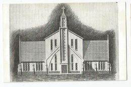 Madagascar Nouvelle église A Port Bergé - Madagascar