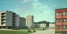 Velenje (Slovenia, Ex Jugoslavia) Center Mesta, Town Center, Centro Città, Centre Ville - Slovenia