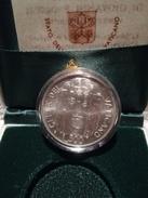 CITTA' DEL VATICANO - ANNO 1998 - 500 £ - Ostensione Della Sacra Sindone - FDC - ARGENTO  - Tiratura 6.000 - Vaticano