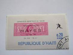 JO241  Haiti  Marathon Ancien Jeux 1908 - Summer 1968: Mexico City