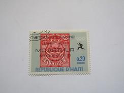 JO242  Haiti  Marathon Ancien Jeux 1912 - Summer 1968: Mexico City