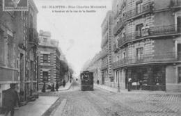NANTES  RUE CHARLES MONSELET - Nantes
